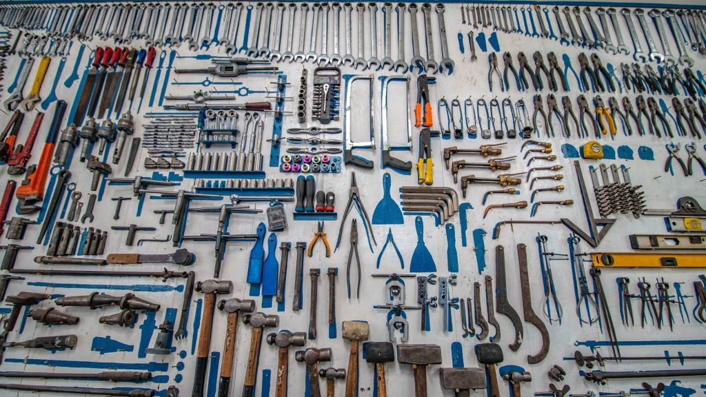 Tools for preventive maintenance