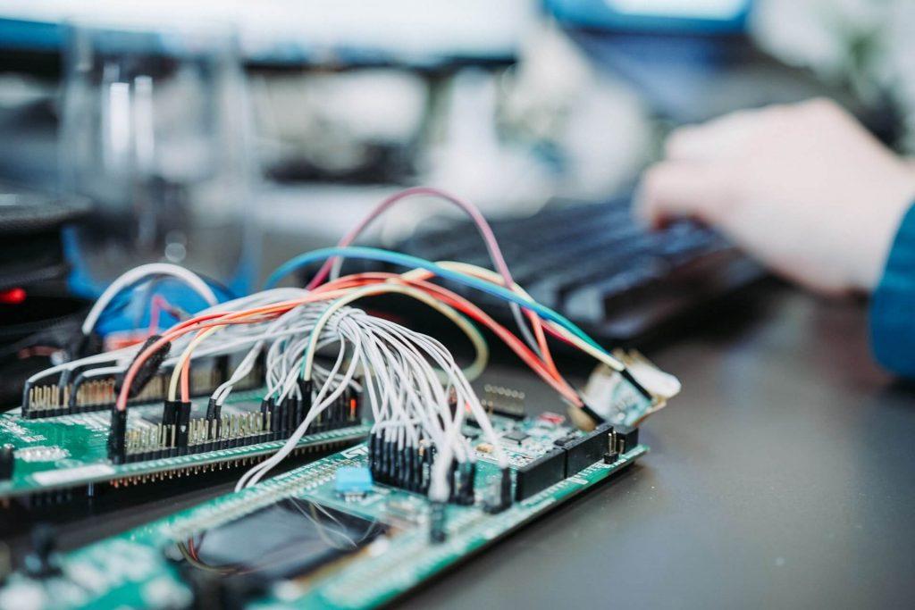 IOT is a big part of smart factories.