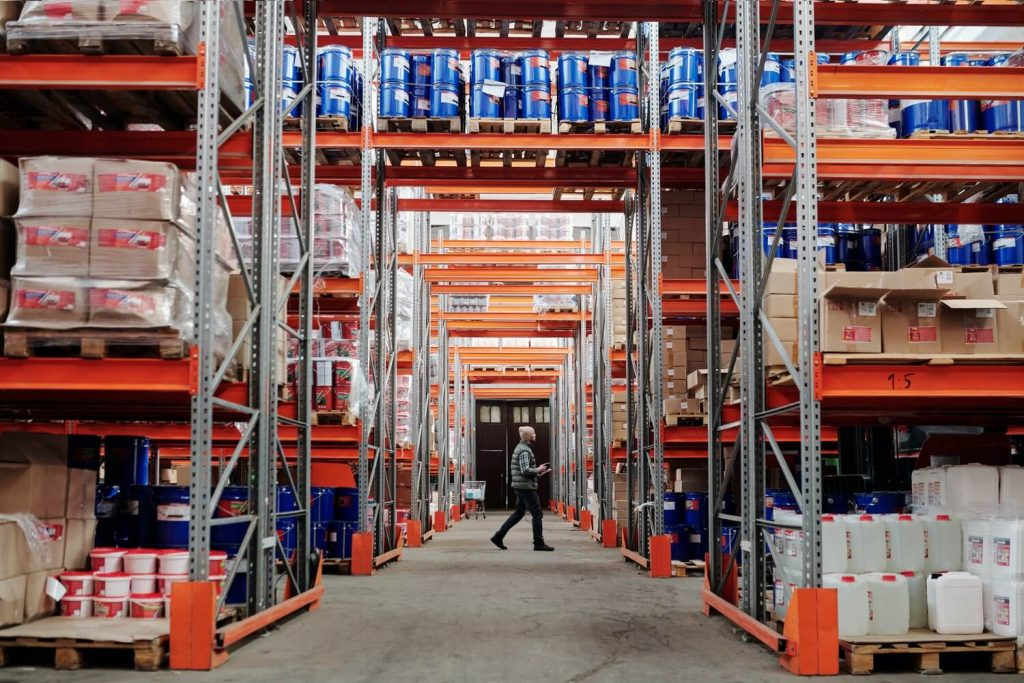 Warehouse automation is on the rise